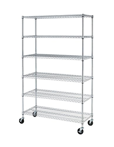 commercial adjustable shelving - 2