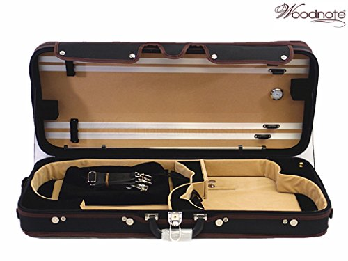 Woodnote Wooden Double Violin Adjustable product image