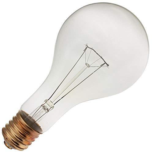 (Industrial Performance 30207 - 500PS35/CL - 500 Watt PS35 Clear Incandescent Light Bulb, Mogul Base)