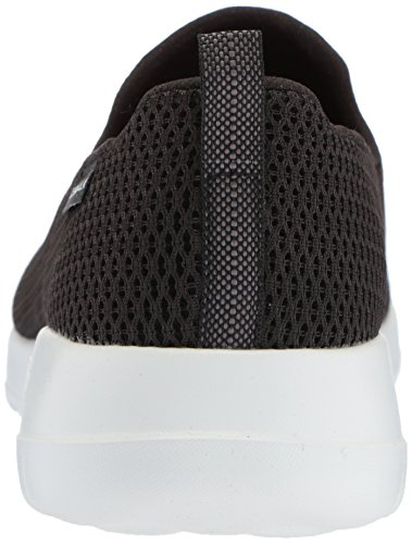 Skechers Damen Go Walk Joy Slip On Sneaker, Schwarz Schwarz (bkw Nero / Bianco)