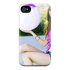 For Iphone 5/5s Tpu Phone Case Cover(victoria Justice 3)