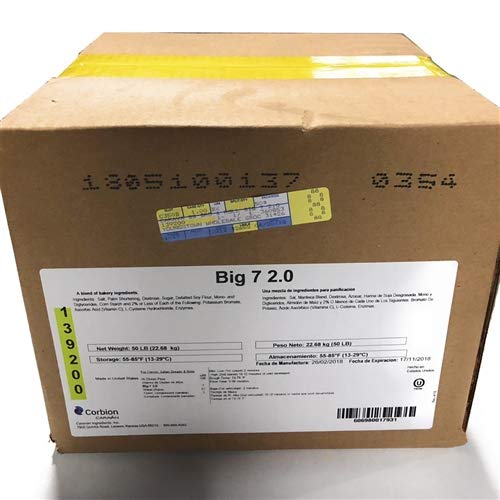 Big 7 Bread Base 50#, Pack of 1 by Big 7 (Image #1)