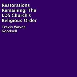 Restorations Remaining