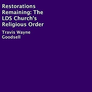 Restorations Remaining Audiobook