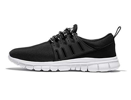 Picture of VSDANLIN Men's Running Shoes Lightweight Athletic Breathable Mesh Anti-Slip Casual Comfortable Sneakers