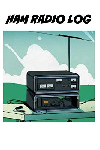 HAM Radio Log: Notebook Notepad Contact book ()