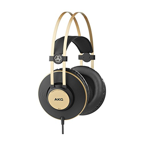 AKG K92 | Over Ear Closed Back Monitoring Headphone (Akg Monitor)