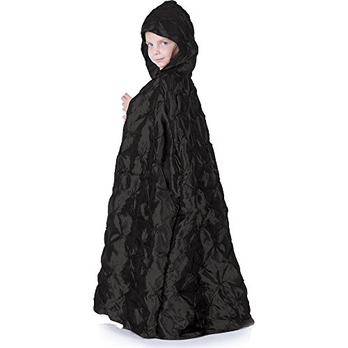 Diy Black Dress Costume (Little Girls Renaissance Princess Pintuck Cape)