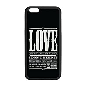 the Case Shop- My Chemical Romance TPU Rubber Hard Back Case Silicone Cover Skin for iPhone 6 Plus 5.5 Inch , i6pxq-676