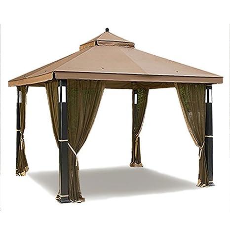 Amazon.com: Open Box Replacement Canopy Top for the Garden Oasis Lighted  Gazebo - RipLock 350: Garden & Outdoor - Amazon.com: Open Box Replacement Canopy Top For The Garden Oasis