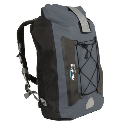 Get your hands on this very stylish answer to all your backpack prayers.  The Phantom Aquatic backpack is perfect for venturing into the waters. e055d1f23f9df