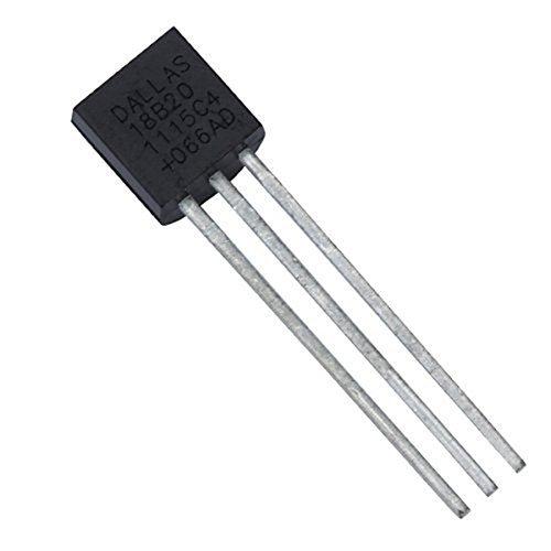 10pcs REAMTOP DS18B20 Wire Digital Temperature Sensor IC