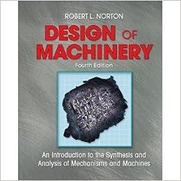 Design Of Machinery Norton 4th Edition Pdf