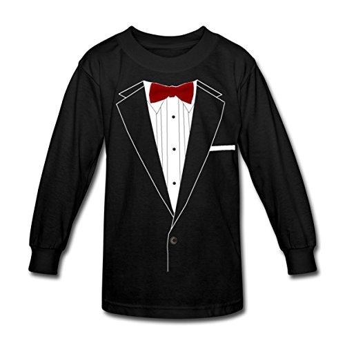 70s Tuxedo Shirt - 7
