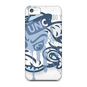 For Iphone 5c Premium Tpu Case Cover Unc Tarheels Protective Case