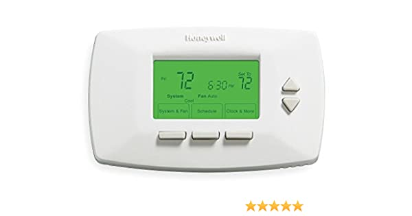 Honeywell TB7220U1012 CommercialPRO 7000 Programmable Commercial Thermostat: Electronic Components: Amazon.com: Industrial & Scientific