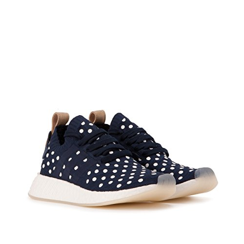 Adidas Kvinders Nmd_r2 Pk Blå Sneaker tJT46j