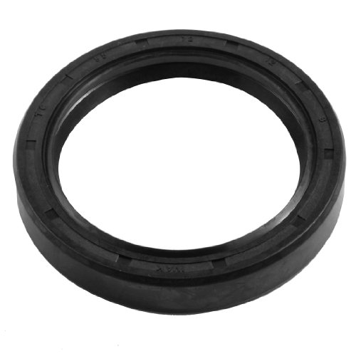 75mm Seal (uxcell NBR TC 55mm x 75mm x 12mm Metal Spring Double Lip Oil Shaft Seal)