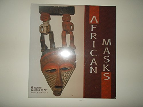 African Masks 2005 Calendar