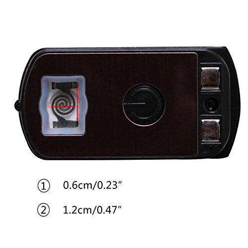 eJiasu Car Ashtray, Car Ashtray Lighter Set Detachable, Car Ashtray with Lid Blue LED Light Indicator for Car, Home, Office and Travel by eJiasu (Image #5)