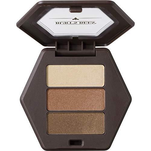 Burt's Bees 100% Natural Origin Eye Shadow Palette Trio Blooming Desert - 0.12 Ounce