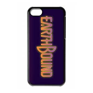 iPhone 5c Cell Phone Case Black Earthbound Beginnings M1U3PQ