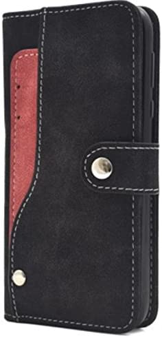 PLATA AQUOS R SH-03J / SHV39 / 605SH ケース 手帳型 スライド カード ポケット ソフト レ