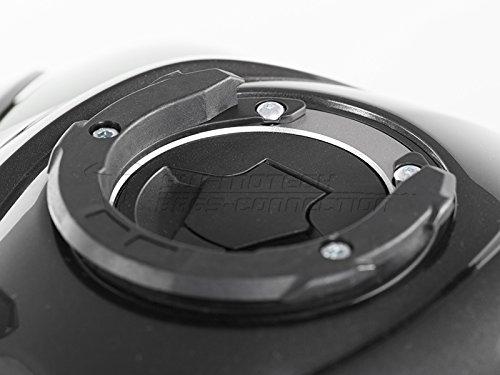 Negro Talla /única SW-Motech TRT.00.640.14001//B EVO Tank Ring