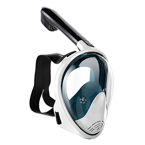 Full Face Snorkel Mask Foldable 180