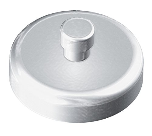 Kantek Magnets for Acrylic Glove/Paper Towel Dispensers, Clear, Set of 4 (AHM001)