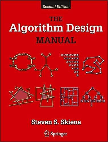 The Algorithm Design Manual 2, Skiena, Steven S
