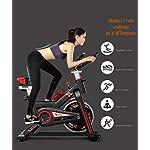 GOVITA-Allenamento-Spin-Bike-Cyclette-AEROBICO-Home-Trainer-Bici-da-FitnessAllenamento-Spin-Bike-Cyclette-AEROBICO-Home-Trainer-Bici-da-Fitness