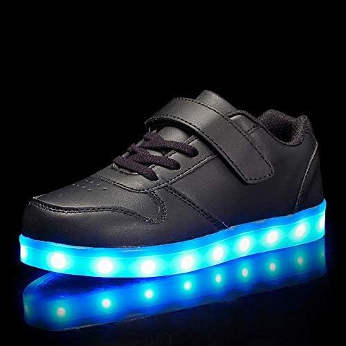 Moca Boys' and Girls' LED Light Up