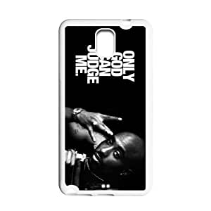Generic 2Pac Asap Rocky Rubber Cover Case Skin For Samsung Galaxy Note 3