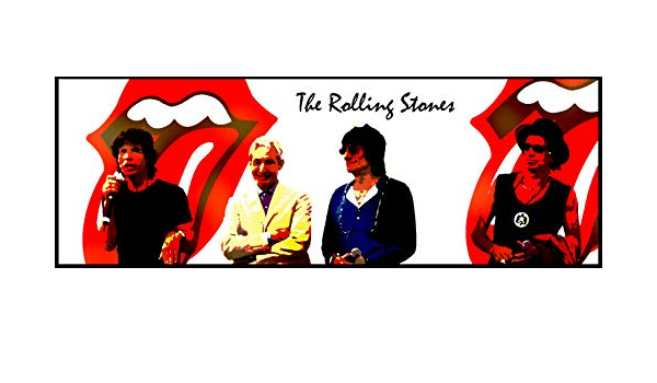 FRATTA – (Mick Jagger Rolling Stones Keith Richards Ronnie ...