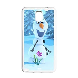 Frozen TPU Case Protective Cover Skin For Samsung Galaxy Note3 Note3-NY638