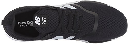 247v1 New Sneaker Men's Balance Black POZwqTO
