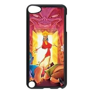 ipod 5 phone case Black Emperor's New Groove ZXC9554073