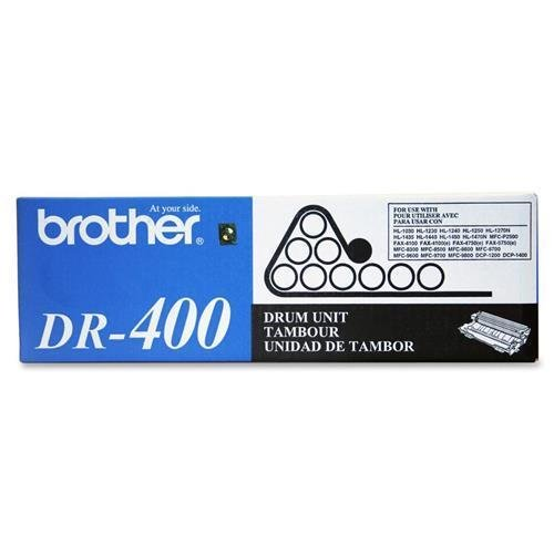 (Brother Drum, 20,000 Page Yield, Black (DR400))