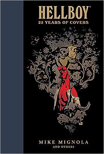 Hellboy 25 Years Of Covers Amazones Mike Mignola Libros