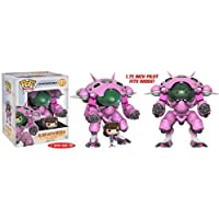 Funko Figura Overwatch - D.Va with Meka, 6""