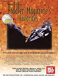 Fiddler Magazine's Favorites Book/2-CD Set