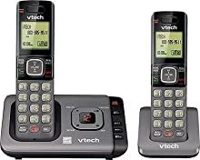 VTech CS6729-21 DECT 6.0 Expandable Cordless Phone with Digital Answering System