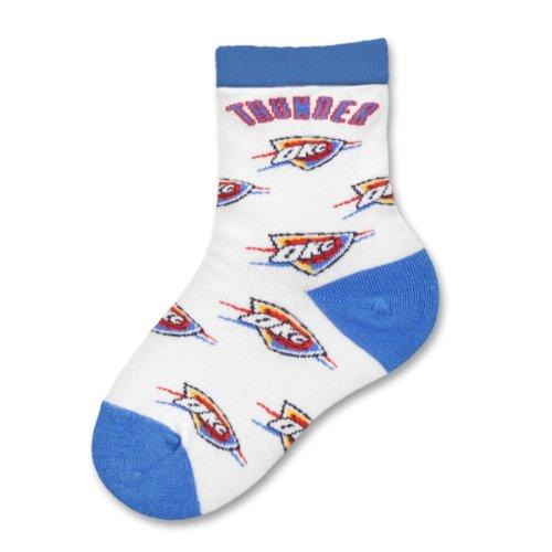 For Bare Feet NBA Oklahoma City Thunder Toddler All Over ...