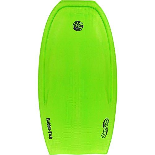Wave Skater Bodyboard – Rabbit Fish 45″ Lime