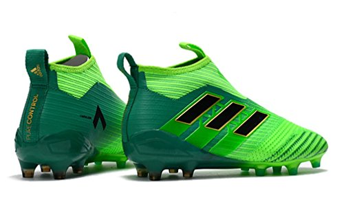 Men's High Ankle Soccer Shoes Adidas Ace 17+ Purecontrol FG