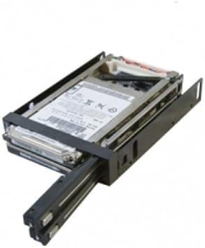 Syba Removable Device CL-HD-MRDU25S 2.5inch SATA Connectland Mobile Rack Retail Aluminum CaseNew