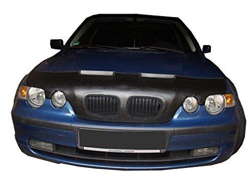 HOOD BRA PROTECTOR DEL CAPO BMW 3 E46 Compact 2000-2004 Bonnet Bra STONEGUARD PROTECTOR TUNING