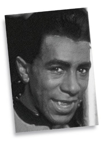 Seasons DANNY JOHN JULES - ACEO Sketch Card (Signed by the Artist) #js001