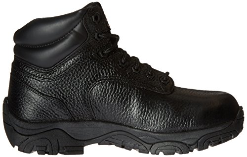 Women's Fire Iron Shoe Safety Black Trencher Age IA507 THqwxfq5Rr